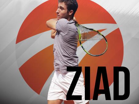 Ziad Aboufirassi: nouveau joueur Sports Ambitions