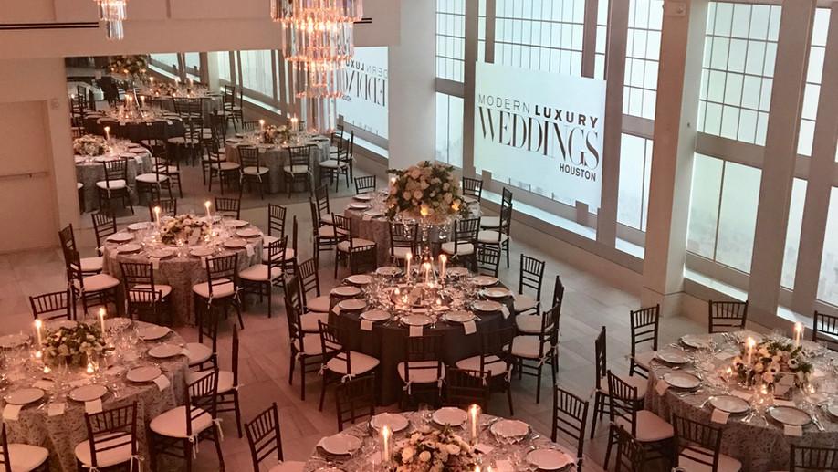 MODERN LUXURY WEDDINGS LAUNCH PARTY