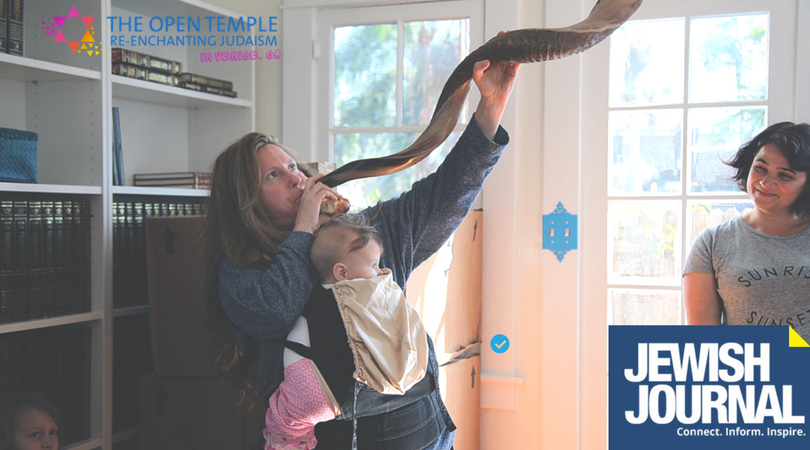 Open Temple - Jewish Spiritual Community in Venice, CA