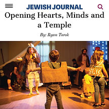 New Jewish Ideas - Jewish Journal