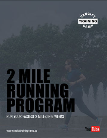 2 Mile Running Progam PDF preview