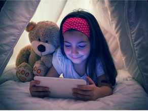 My child is spending more time on digital devices, should I be worried about their eyes?