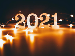 2021 New Year & New Initiatives