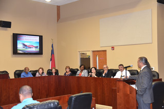 Lumbee Tribe hosts Robeson Technical Works Meeting