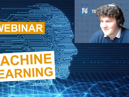 WEBINAR - Artificial Intelligence & Machine Learning - Getting started with Machine Learning