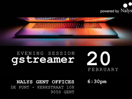 Gstreamer evening session - Ghent
