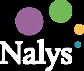 Logo Nalys blanc - boules couleur.png
