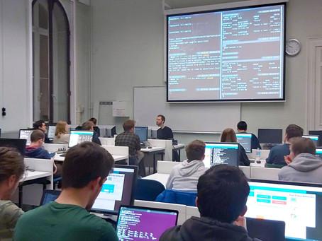 Docker Workshop @ Ghent University