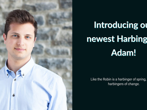 Meet the Harbingers: Adam Rifai