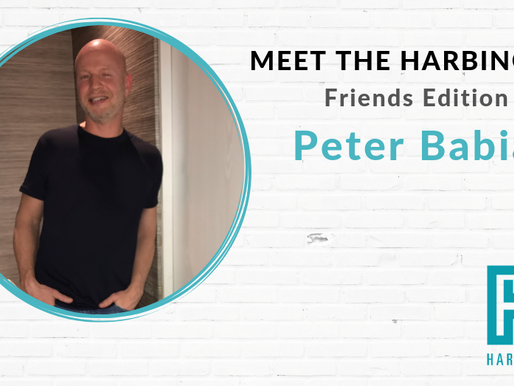 Meet the Harbingers – Friends Edition: Peter Babiak