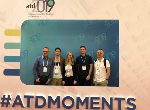 Harbinger Travel Diaries: My First ATD Conference and Trip to D.C.