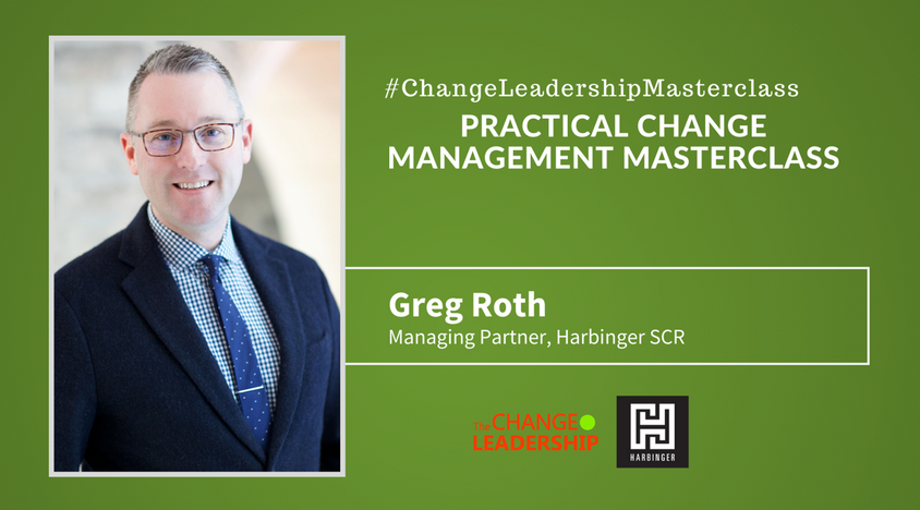 Keynote Speaker, Greg Roth, Managing Partner