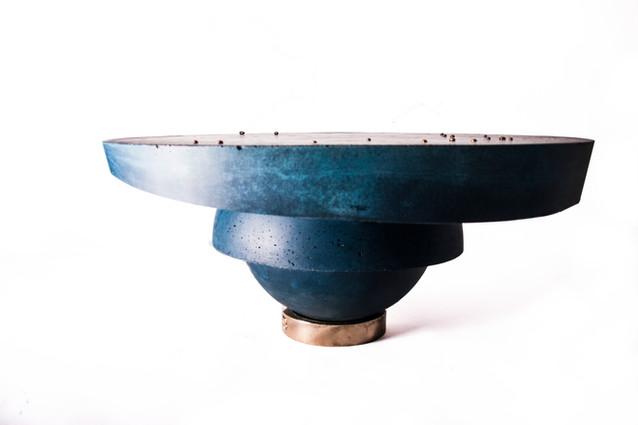 Sandcastles coffee table - Atelier Ru