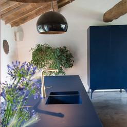 Kitchen unicolour - Atelier Ruben van Megen