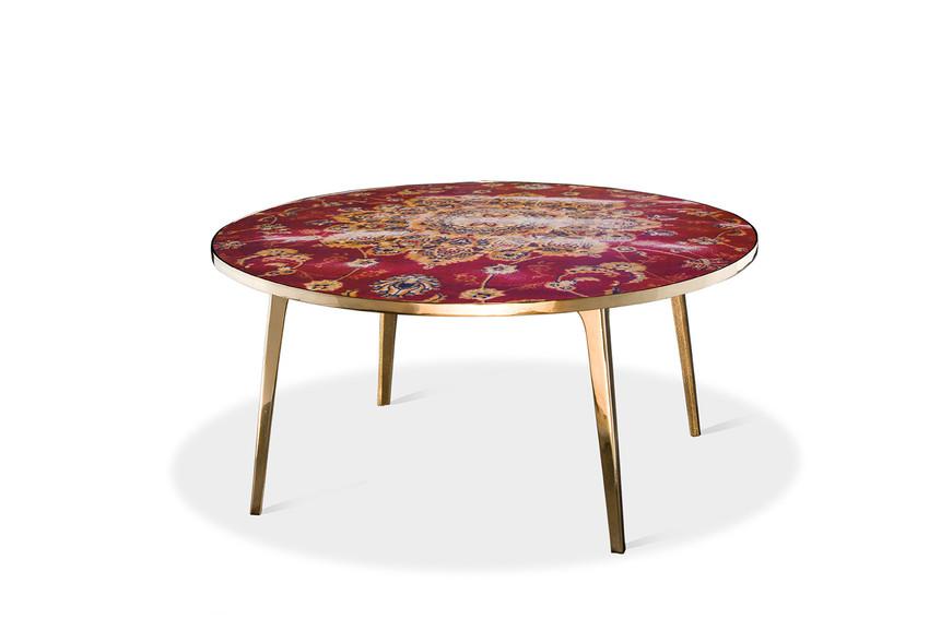 Café 6116 coffee table - Atelier Ruben van Megen