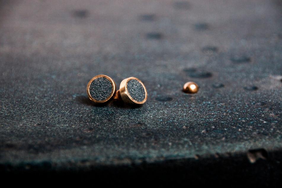 Sandcastles ear buds - Atelier Ruben van Megen