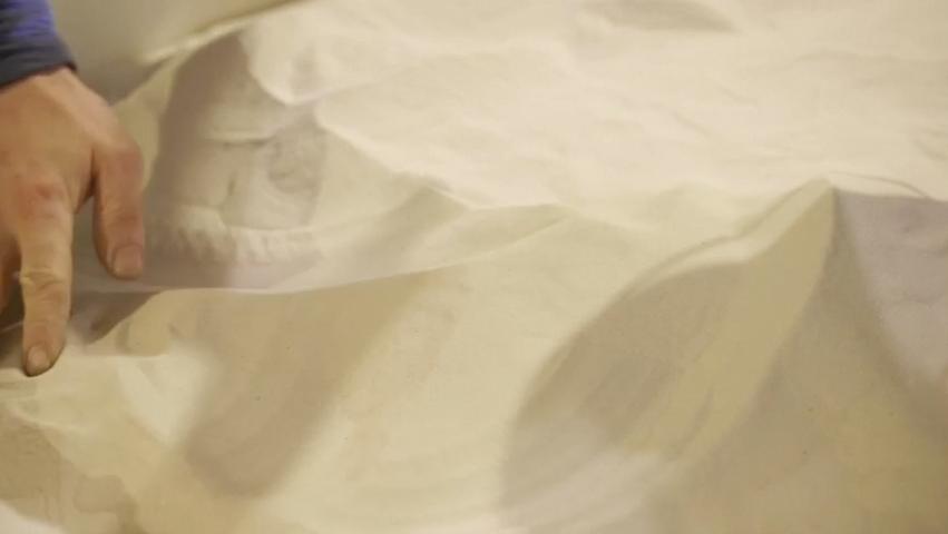 Sandcastle production film