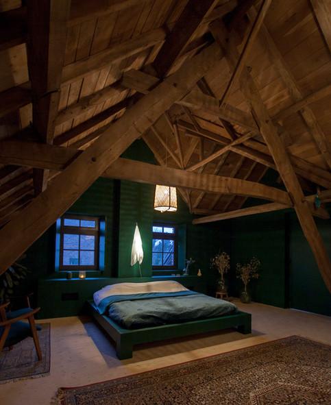 Master bedroom Atelier Ruben van Megen p