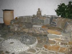 Meditation terrace