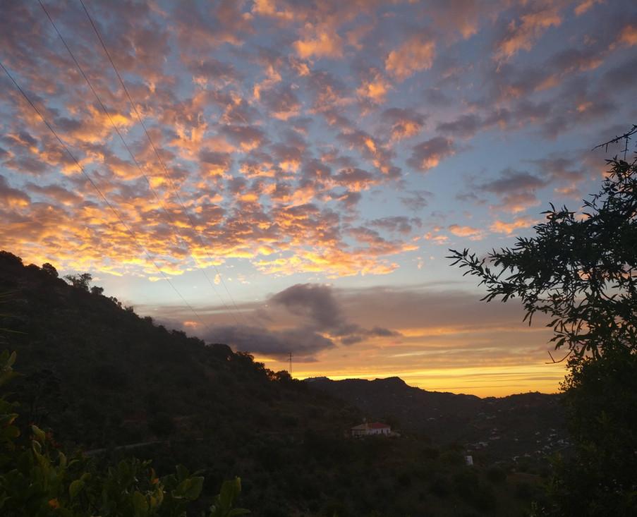 Sunrise in Solano