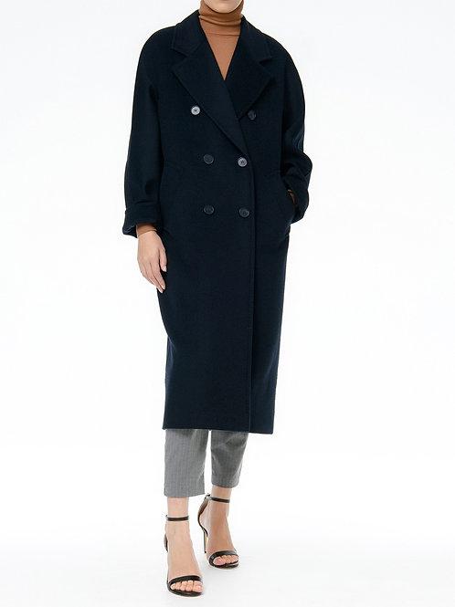 Пальто С-081Navi