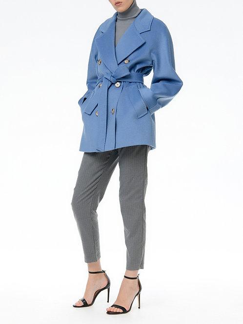 Пальто С-081S Blue