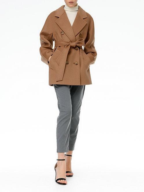 Пальто С-081S Camel2