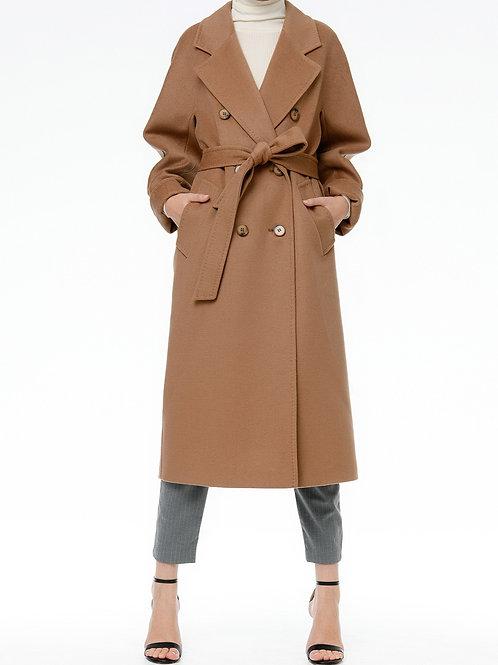 Пальто С-081Camel2