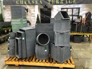 Chelsea Terrace Pots 3