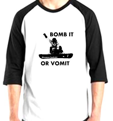 BOMB IT or VOMIT