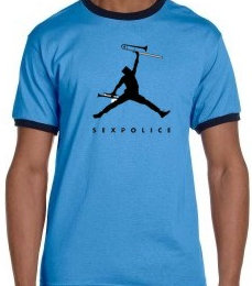 Smokey Joe JUMPMAN T