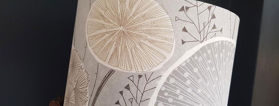 Handmade Drum Lampshade in Harlequin Gardenia