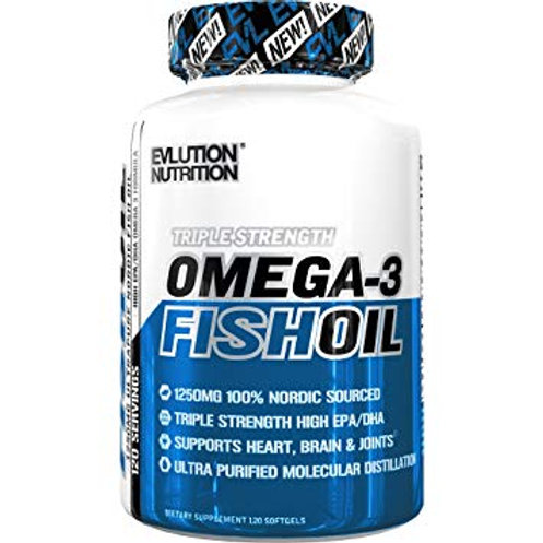 EVL Fish Oils | 60 pills