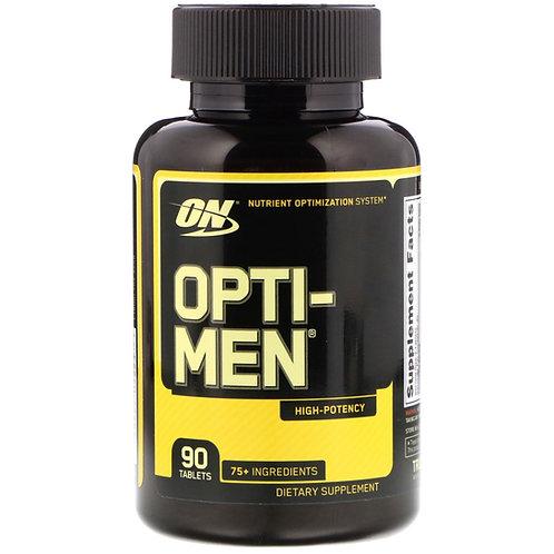ON Opti-Men | 90 pills (1 month supply)