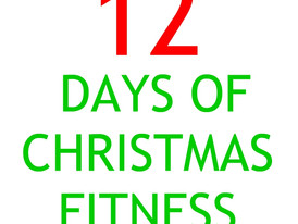 12 DAYS OF CHRISTMAS FITNESS