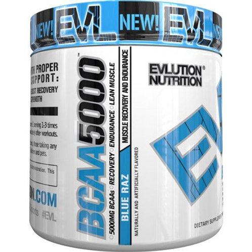 EVL BCAA 5000 Powder |60servings | Unflavoured