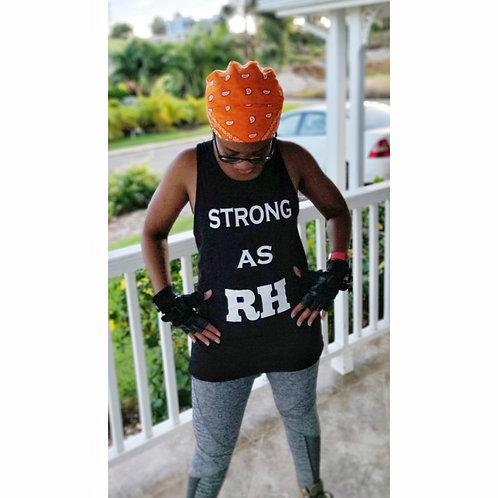 Strong As RH Top