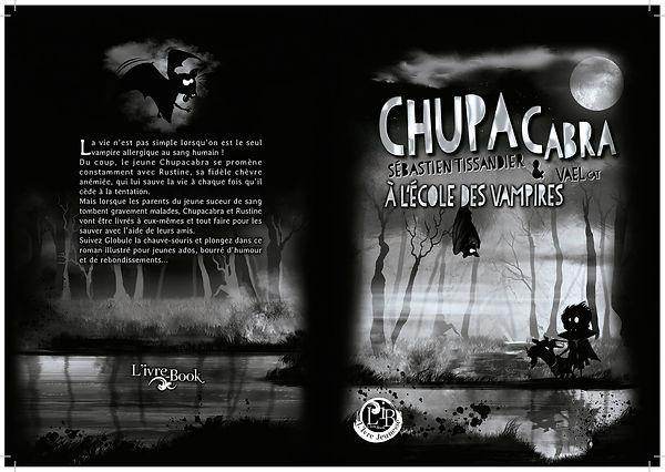 Chupacabra à l'école des vampires_T1_Cou