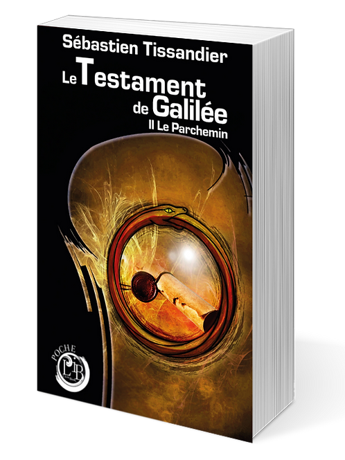 Le Testament de Galilée - T2 : Le parchemin