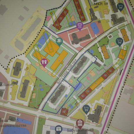 Ватутинский переулок