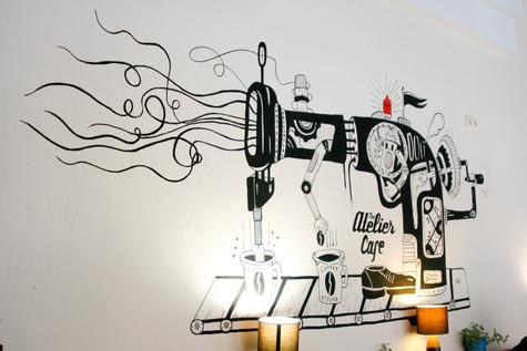 Atelier Coffee Shop