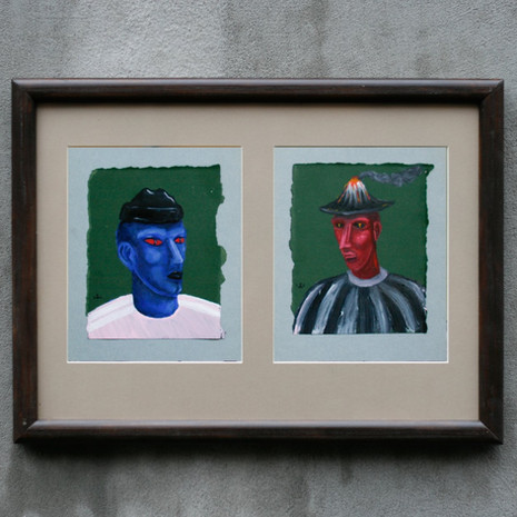 Reptilians - Blue & Fujimaster