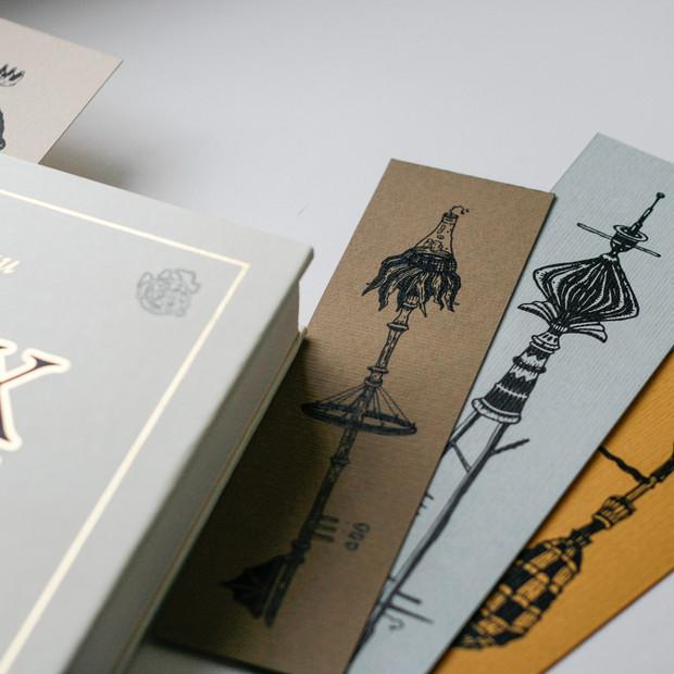 Four Keys Bookmarks