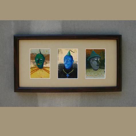 Triptych GBG