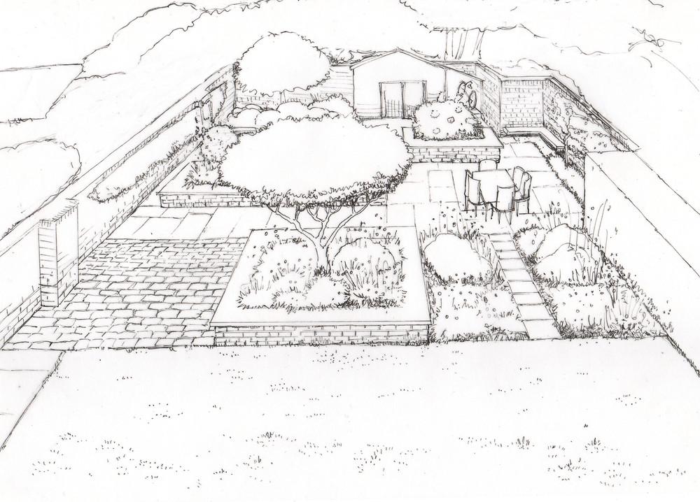 Harrogate Sketch 2