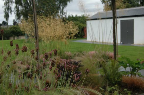 Contemporary Garden, Scarcroft, Leeds