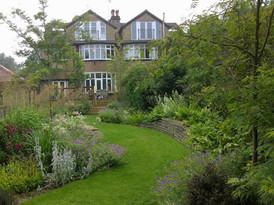 Family Garden, Chapel Allerton, Leeds