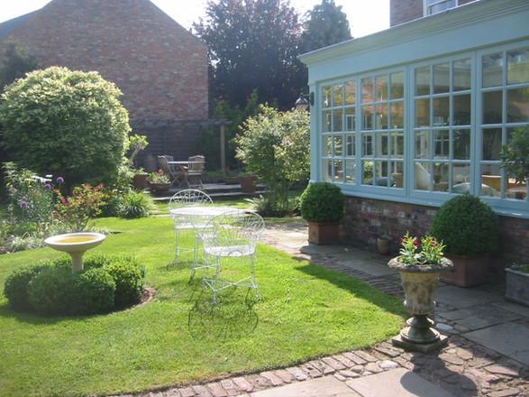Country Garden, York