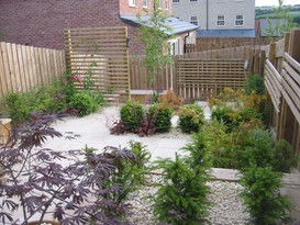 Small Garden for Friends and Games, Yorkshire