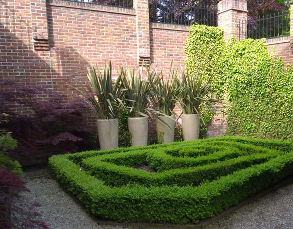 Sunken Courtyard, Crimple Valley, Harrogate